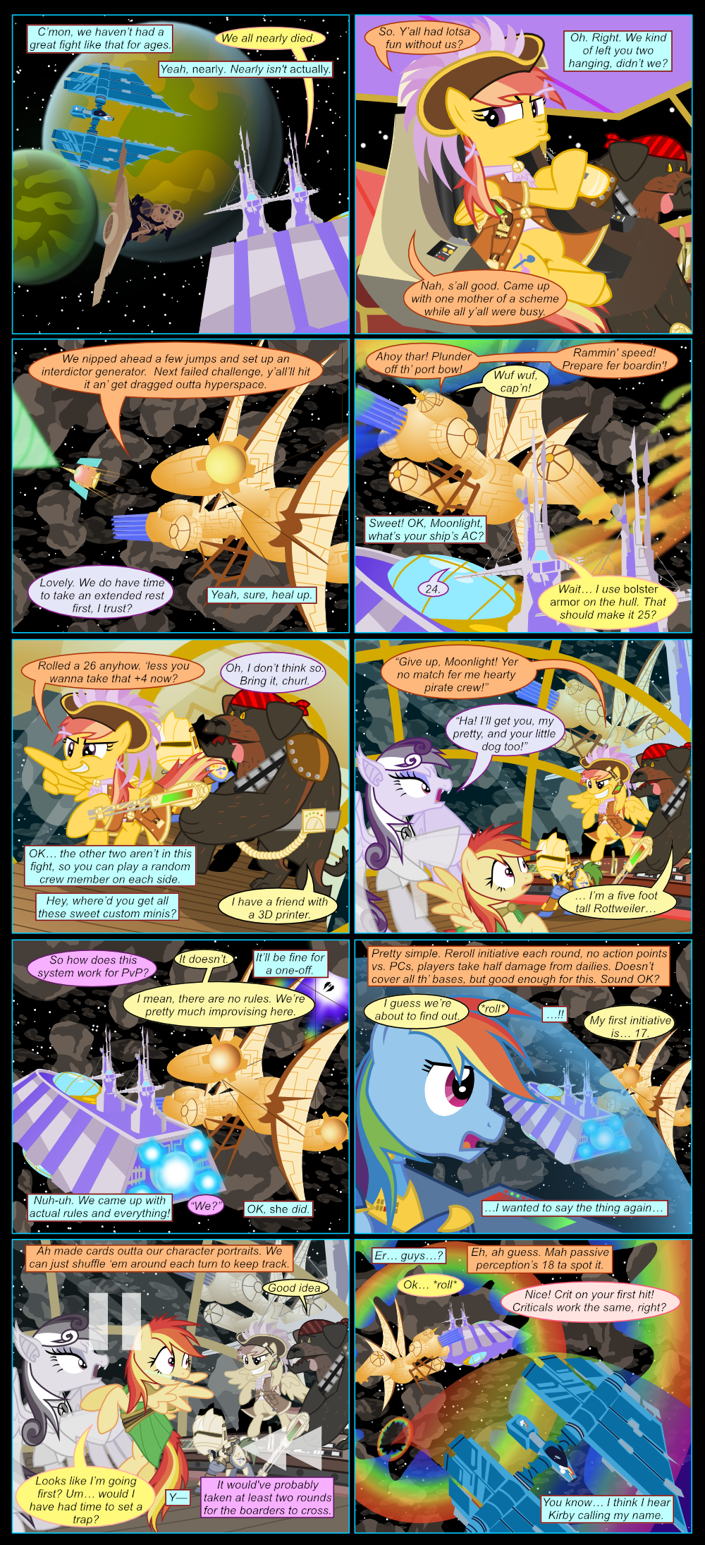 Tails of Empire, Part 3