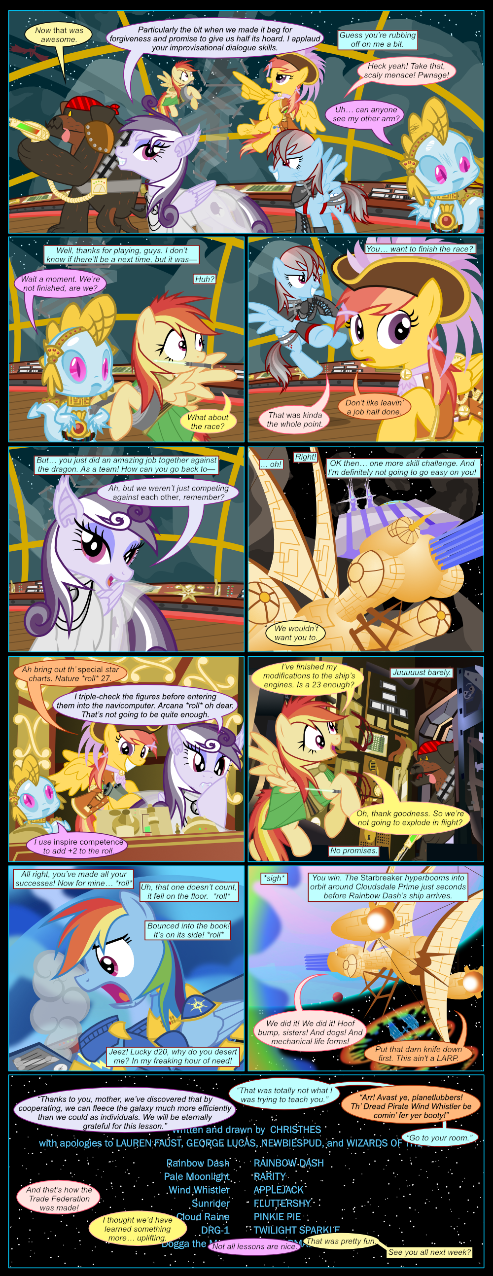 Tails of Empire, Part 5